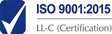 ISO 9001:2015 LL-C (Certification)